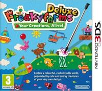 Nintendo Freaky Forms Deluxe Your Creations Alive