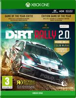Codemasters DiRT Rally 2.0 Game of the Year Edition