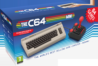Koch Media THE C64 Mini (Commodore 64) (verpakking Italiaans, game Engels)