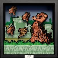 Pixel Frame - Altered Beast (25cm x 25cm)