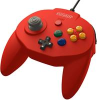 Tribute 64 Controller (Red) ()