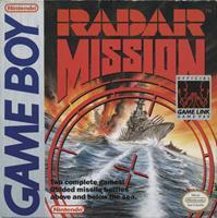 Nintendo Radar Mission