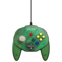 Tribute 64 Controller (Green) ()