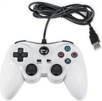 TTX Tech Universal Wired USB Controller White ()