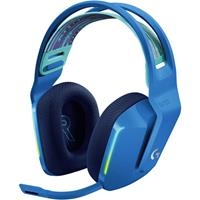 logitechgaming Logitech Gaming G733 LIGHTSPEED Gaming headset Radiografisch 2.4 GHz Draadloos, Stereo On Ear Blauw