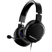 steelseries Arctis 1 Gaming headset 3.5 mm jackplug Kabelgebonden, Stereo Over Ear Zwart