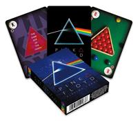 Aquarius Pink Floyd Playing Cards Dark Side Of The Moon