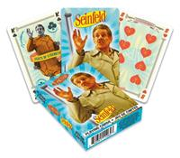 Aquarius Seinfeld Playing Cards Festivus