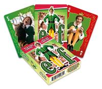 Aquarius Elf Playing Cards Movie