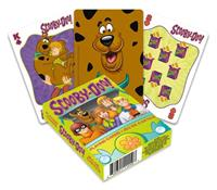 Aquarius Scooby-Doo Playing Cards Cartoon