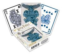 Aquarius Harry Potter Playing Cards Ravenclaw