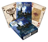 Aquarius Harry Potter Playing Cards Wizarding World