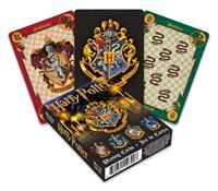 Aquarius Harry Potter Playing Cards Crests