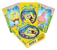 Aquarius SpongeBob Playing Cards Cartoon