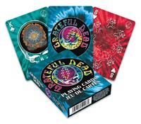 Aquarius Grateful Dead Playing Cards Logo