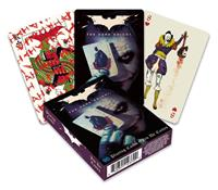 Aquarius The Dark Knight Playing Cards Joker