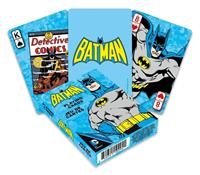 Aquarius DC Comics Playing Cards Retro Batman