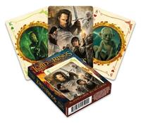 Aquarius Lord of the Rings Playing Cards The Return of the King
