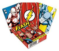 Aquarius DC Comics Playing Cards Flash