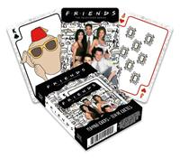 Aquarius Friends Playing Cards Icons
