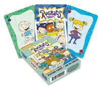Aquarius Rugrats Playing Cards Cartoon