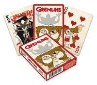 Aquarius Gremlins Playing Cards Cartoon