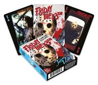 Aquarius Friday the 13th Playing Cards Jason