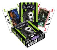 Aquarius Beetlejuice Playing Cards Movie