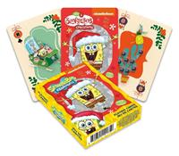 Aquarius SpongeBob Playing Cards Holidays