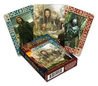 Aquarius Lord of the Rings Playing Cards Heroes and Villains