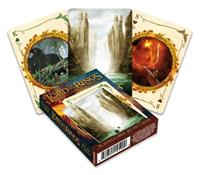 Aquarius Lord of the Rings Playing Cards The Fellowship of the Ring
