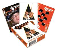 Aquarius A Clockwork Orange Playing Cards Movie