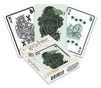 Aquarius Harry Potter Playing Cards Slytherin