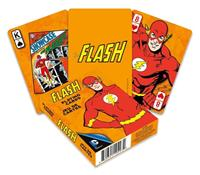 Aquarius DC Comics Playing Cards Retro Flash
