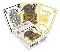 Aquarius Harry Potter Playing Cards Hufflepuff