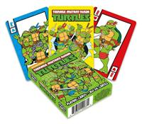 Aquarius Teenage Mutant Ninja Turtles Playing Cards Cartoon