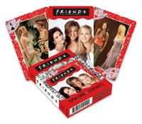 Aquarius Friends Playing Cards Girls