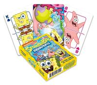 Aquarius SpongeBob Playing Cards Cast
