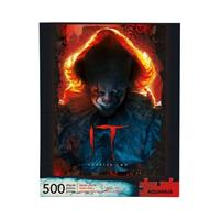 Aquarius It Chapter Two Jigsaw Puzzle Pennywise (500 pieces)