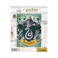 Aquarius Harry Potter Jigsaw Puzzle Slytherin (500 pieces)