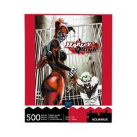 Aquarius DC Comics Jigsaw Puzzle Harley Quinn & Joker (500 pieces)