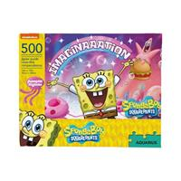 Aquarius SpongeBob Jigsaw Puzzle Imaginaaation (500 pieces)