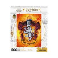 Aquarius Harry Potter Jigsaw Puzzle Gryffindor (500 pieces)