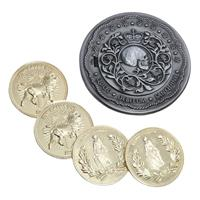 Chronicle Collectibles John Wick: Chapter 3 Replica 1/1 Blood Oath Marker Set