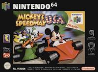 Mickey Speedway USA