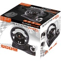 Superdrive GS500 Multi Format Steering Wheel with Pedals and Gear Lever