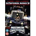 Maximum Overdrive DVD