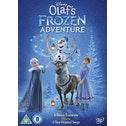 Olaf's Frozen Adventure DVD