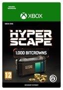 Microsoft Hyper Scape - 1000 Bitcrowns. Platform: Xbox One
