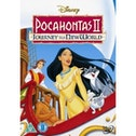 Pocahontas 2 Journey To A New World DVD